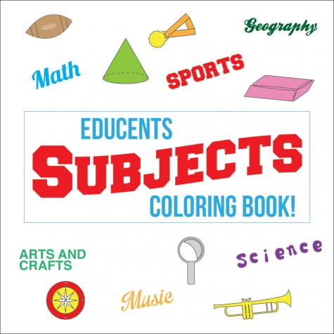 Free Subjects Coloring Book
