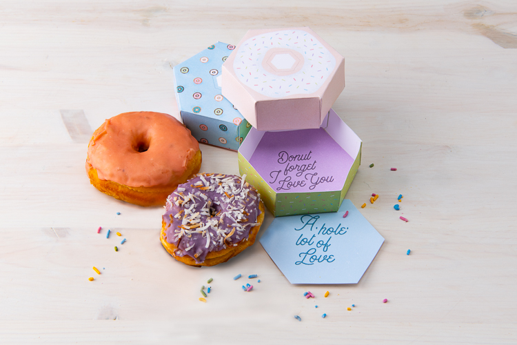 10 Printable Dessert Boxes for Your Favorite Treats