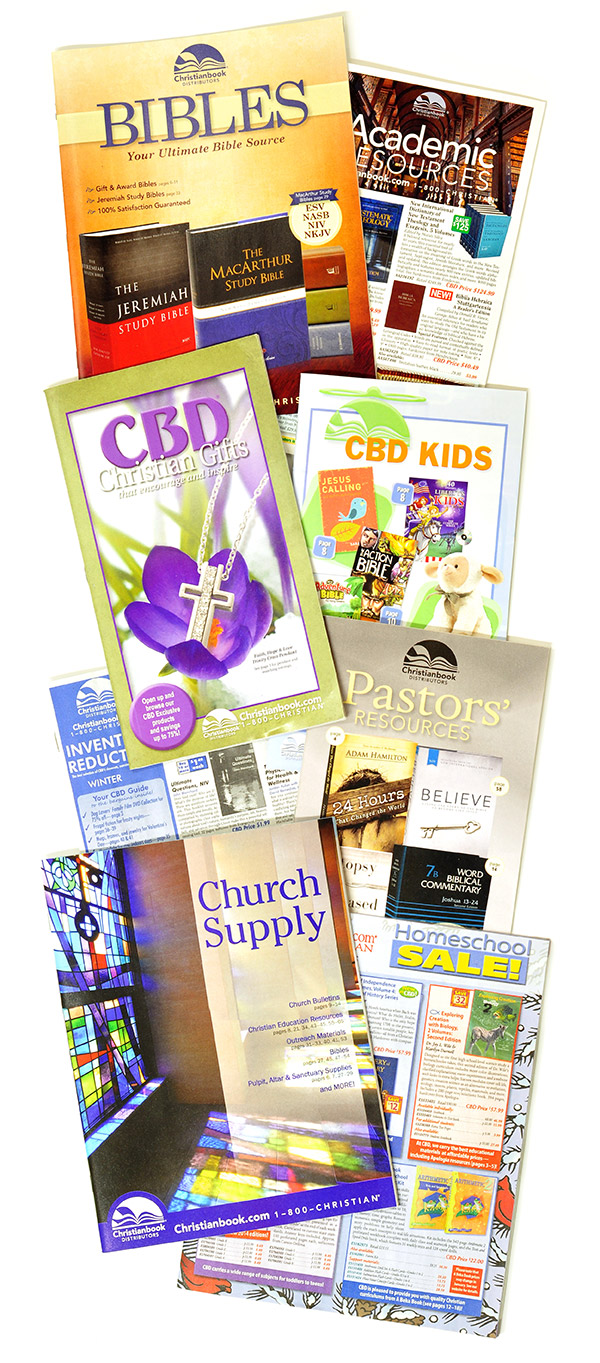 Request our Catalogs